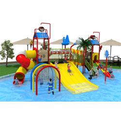 2020 Nouvelle conception du parc aquatique de plein air la diapositive