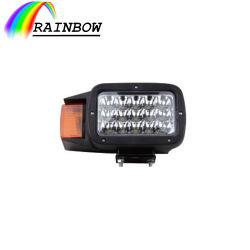 Grande Variedades de plástico de Peças Elétricas eletrônico 12volts LED de 8 polegadas de Veículo Veículo Auto acessórios para automóvel /Stop/Luz/Farol/sistemas de lâmpadas para Cat