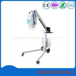 医療機器の中国高周波デジタルのレントゲン写真術の携帯用100mA移動式レントゲン撮影機