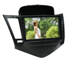 10 pouces avec lecteur de DVD multimédia automobile fabriqués en Chine de navigation GPS pour la Cruze