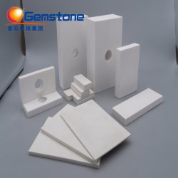 내충격성 높은 알루미늄 세라믹 안감 벽돌 안감 보드 안감 플레이트 안감 타일 92% 95%