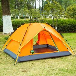 Tenda automática 3-4 Pessoa fácil configurar o Instant Beach tenda tenda de Campismo automática hidráulica