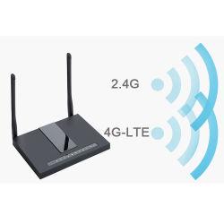 4G LTE Standard-Size VoIP Routeur sans fil avec emplacement pour carte SIM pour l'entreprise Fwr7202