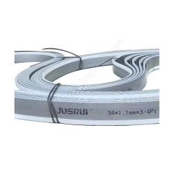 34x1.1mm B2000 bande bimétallique HSS OEM de la lame de scie pour la Coupe de l'aluminium&alliage aluminium