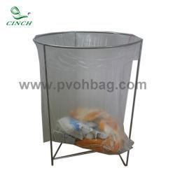 PVAの病院の伝染病制御の伝染制御のための十分に水溶性の洗濯袋
