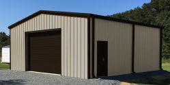 Garage di parcheggio conveniente prefabbricato del veicolo di trasporto del metallo con il prezzo basso