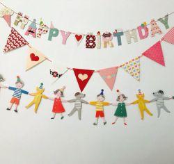 День рождения и группа Decortions дома событие украшения баннер