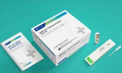 Igg/TEST DE DÉTECTION DES ANTICORPS IGM Kit réactif de détection d'acide nucléique