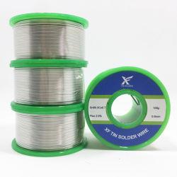 Miglior conduttore in piombo in argento stagno con anima in Rosin cored in resina elettrica Saldatore gratuito da 500 g.