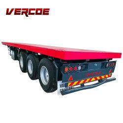 3 Mufacturer мосты планшет грузовых контейнеров Полуприцепе погрузчика