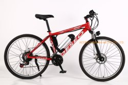 """Sensor de potência Electric Mountain Racing aluguer para homens adultos China Venda Quente Fabricante de fábrica 36V Bateria 26"""" Grossista personalizados desportos de montanha de bicicleta de estrada"""