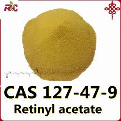 المستحضرات الدوائية المتوسطة فيتامين أ أكتيت بياديت مسحوق تغذية الدرجة CAS : 127-47-9