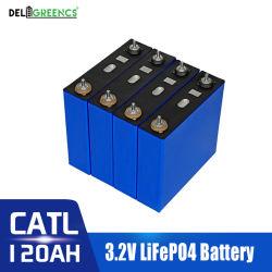 بطارية أيون الليثيوم بقوة 3.7 فولت 120 أمبير من Cat ذات السعر المجمع القابلة لإعادة الشحن لمدة مصادر الطاقة الكهربائية مصادر الطاقة غير المنقطعة