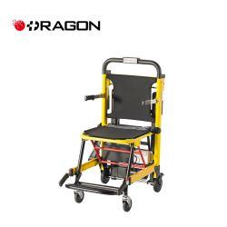 كرسي متحرك ذو قدرة تسلّق متسلق خفيف الوزن جديد، وبطارية قابلة لإعادة الشحن