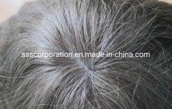 2020のベストセラーの極度の薄い多人間の毛髪の人のHairpiece