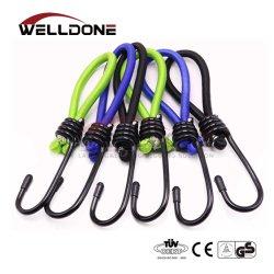 6мм эластичный фиксатор кабеля питания: ЭЛАСТИЧНЫЙ КРЕПЕЖ поставщиков трос с Черный металлический крюк