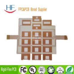 구부리 엄밀한 PCB 회로판 다중층 유연한 회로판 PCB 다중층 PCB 엄밀한 PCB