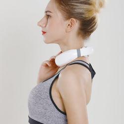 Беспроводной U форма EMS частоты электронный массажер для шеи