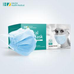 OEM resistente colorato bianco di protezione di alta qualità della spruzzata a gettare chirurgica medica della maschera