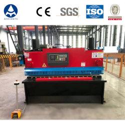 Nouvelle petite plaque CNC hydraulique Shearer, machine de cisaillement de la guillotine QC11K-6*1600