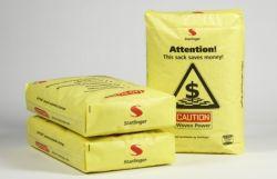 SGS バルブ PP ボックス用ポリペーパーパッケージバッグが簡単に入ります 充填およびカスタムスリーブデザイン