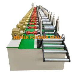 77 de alta velocidad de obturación de espumas de poliuretano laminado máquina de formación de la puerta de la tablilla de decisiones