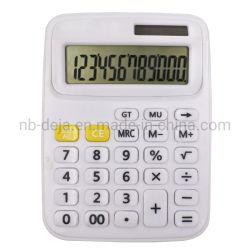 A energia solar Office Desktop Accounting Calculator Calculadora do aluno com tela grande