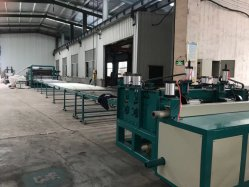 HDPE Geocell Sheet Extrusion Line Sheet Production Line