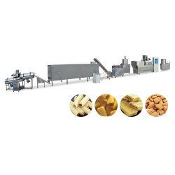Le snack-Machine de remplissage de base de maïs de bouffée de bourrage de chocolat de la machine de remplissage de collation bouffées usine de remplissage de base de crème de ligne