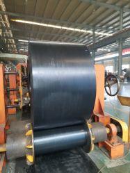 Estrutura de borracha Ep de poliéster/nn/EE/Piw calor industriais DIN/normal/Desgaste/Correia Transportadora resistente ao fogo para manuseio de materiais a granel