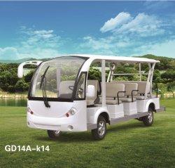 Bus électrique off road Visites voiture Bus touristique fabriqués en Chine