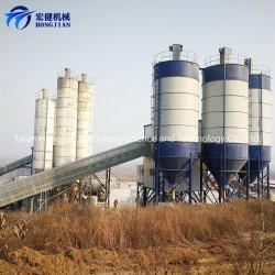 Planta mezcladora de concreto en China el procesamiento por lotes Panel de control de la planta Premix Equipos de hormigón