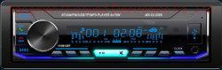 Één Radio van de Auto van DIN MP3 MP3 met USB FM Bluetooth