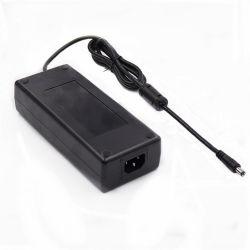Rusia Eac Certified 24V 6A/12V 12A 144W LED DE TIRA Adaptador de corriente/cargador de batería