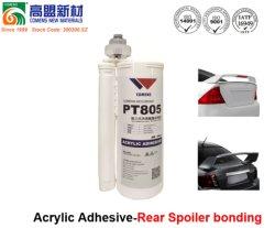 Secubond PT805 Noir 12mins adhésif méthacrylate 490ml
