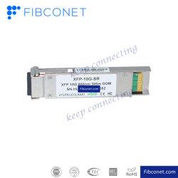 Kompatibles Alcatel LC Duplex LWL-Modul 10g 850nm XFP SR 300m-Transceiver