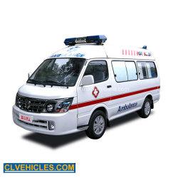 Jinbei Haise 4X2 Transit Rescue ambulance Auto Negative Pressure ambulance