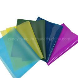 Couleur Rose 0.15-0.2 mm / Bleu TPU Film pour l'imperméable / Vêtement