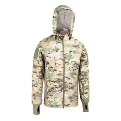 Het Militaire Jasje van de douane, de Militaire Stof van het Jasje, M65 Militair Jasje