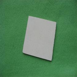 Le réfectoire Calcium-Stabilized zircone plaque setter pour électrode de frittage