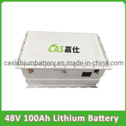 10kw a 48V 100Ah baterías LiFePO4 de la batería de la energía solar