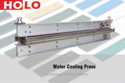 低価格および高力ベルトの暖房の出版物機械はWater.によって冷却した