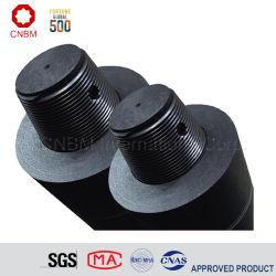 Elettrodo di grafite caldo di vendita UHP/HP/RP di buona qualità per fabbricazione dell'acciaio