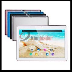 10.1pouces 1280X800phd IPS6753 4G LTE MTK Octa-Core 2GB/32GB Android7.0 tablettes PC avec la CE et109-4RoHS (K G)