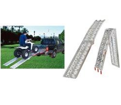 Dobrar Carro de carga de alumínio ATV Ramp