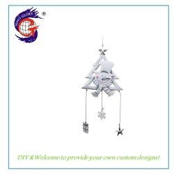 De Hangende Decoratie van de kerstboom met het Ornament van de Gift van het Beeldje van de Sneeuwman