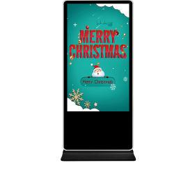 Vrijstaande digitale signage 1080P LCD-mediaspeler van 55 inch voor binnen