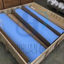 Синий Teflon с валика клея Miroglass изменения PTFE лист
