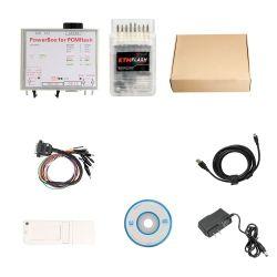 Ktmflash ECU Programador y una potencia de transmisión soporte de la herramienta de actualización V-a-G DQ200 Dq250 Infineon Bosch & 271 Msv80 Msv90