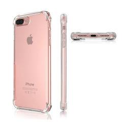 Para iPhone 6s Caso iPhone 5s caso Claro Transparente Caso Telefone Celular TPU Tampa programável de Telefone móvel